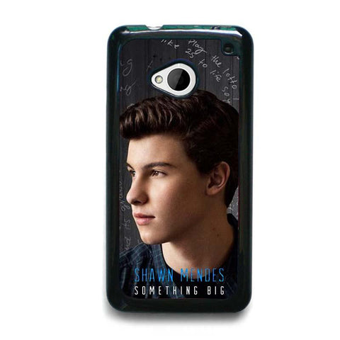 shawn-mendes-something-big-HTC-One-M7-Case-Cover