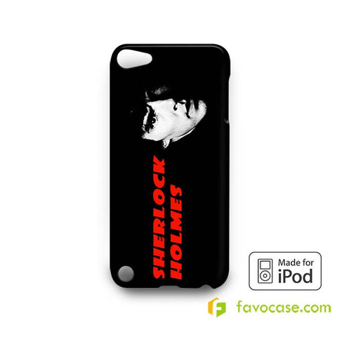 SHERLOCK HOLMES 1  iPod Touch 4 5 6 Case