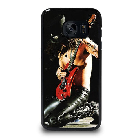 SLASH-G-N-R-Guns-And-Roses-samsung-galaxy-S7-edge-case-cover