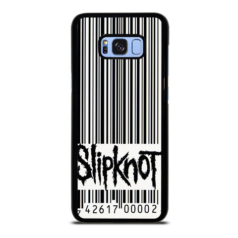 SLIPKNOT BARCODE LOGO-samsung-galaxy-s8-plus-case-cover