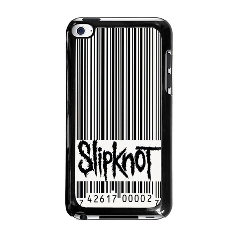 SLIPKNOT BARCODE LOGO-ipod-touch-4-case-cover