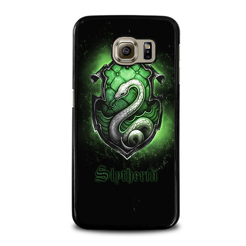 SLYTHERIN-LOGO-samsung-galaxy-s6-case-cover