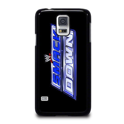 SMACK-DOWN-WWF-samsung-galaxy-s5-case-cover