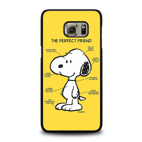 SNOOPY-DOG-PERFECT-FRIEND-samsung-galaxy-s6-edge-plus-case-cover