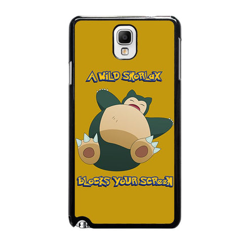 SNORLAX-POKEMON-samsung-galaxy-note-3-case-cover