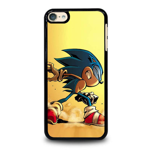 SONIC-THE-HEDGEHOG-CARTOON-ipod-touch-6-case-cover