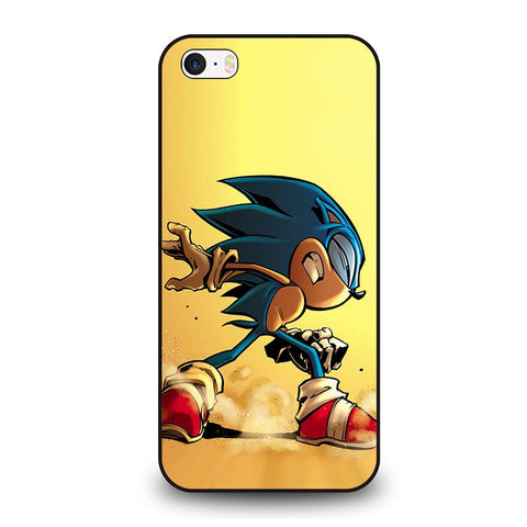 SONIC-THE-HEDGEHOG-CARTOON-iphone-se-case-cover