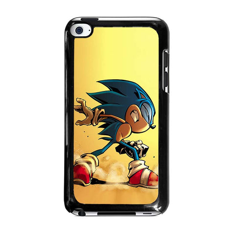 SONIC-THE-HEDGEHOG-CARTOON-ipod-touch-4-case-cover