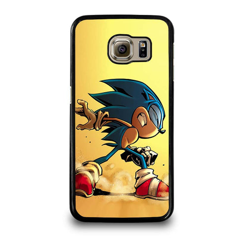 SONIC-THE-HEDGEHOG-CARTOON-samsung-galaxy-S6-case-cover