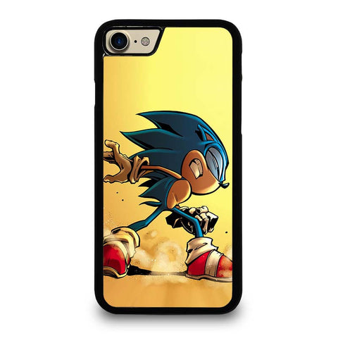 SONIC-THE-HEDGEHOG-CARTOON-case-for-iphone-ipod-samsung-galaxy