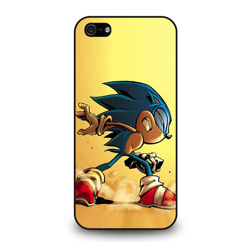SONIC-THE-HEDGEHOG-CARTOON-iphone-5-5s-case-cover