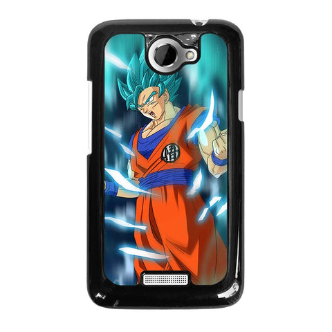 SON-GOKU-DRAGON-BALL-SAIYAN-BLUE-HTC-One-X-Case-Cover