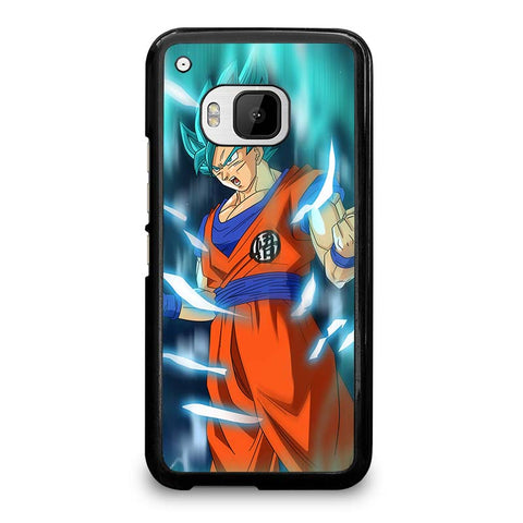 SON-GOKU-DRAGON-BALL-SAIYAN-BLUE-HTC-One-M9-Case-Cover
