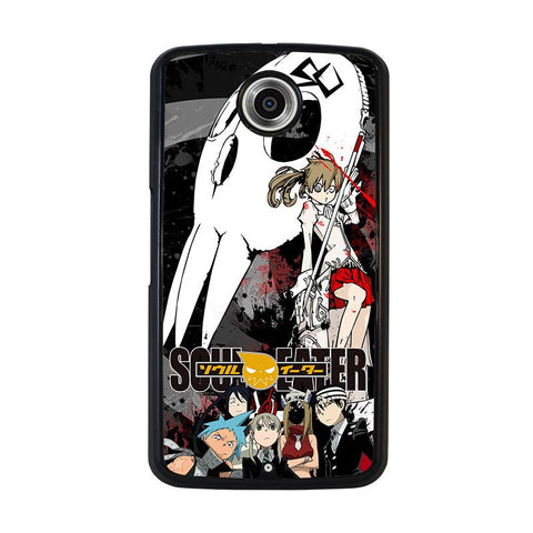 SOUL-EATER-nexus-6-case-cover