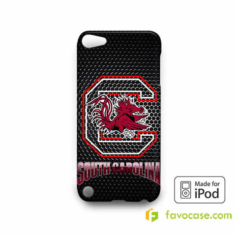SOUTH CAROLINA GAMECOCKS 2PACK  iPod Touch 4 5 6 Case