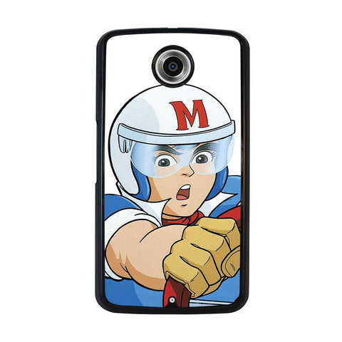SPEED-RACER-DRIVING-CAR-nexus-6-case-cover