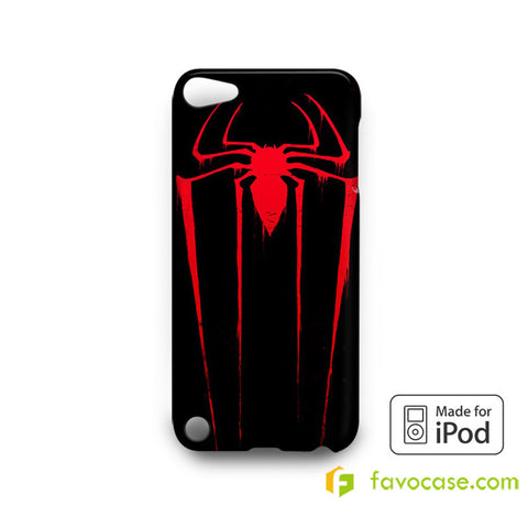 SPIDERMAN 2 The Amazing Marvel  iPod Touch 4 5 6 Case