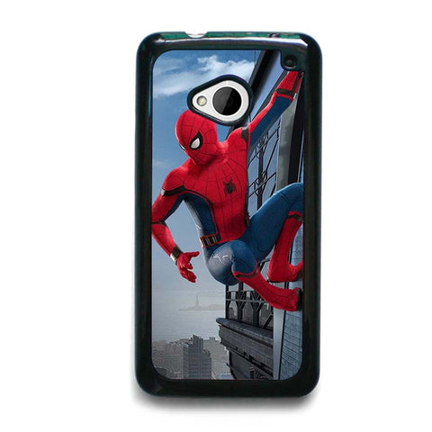 SPIDERMAN-HOMECOMING-MARVEL-HTC-One-M7-Case-Cover