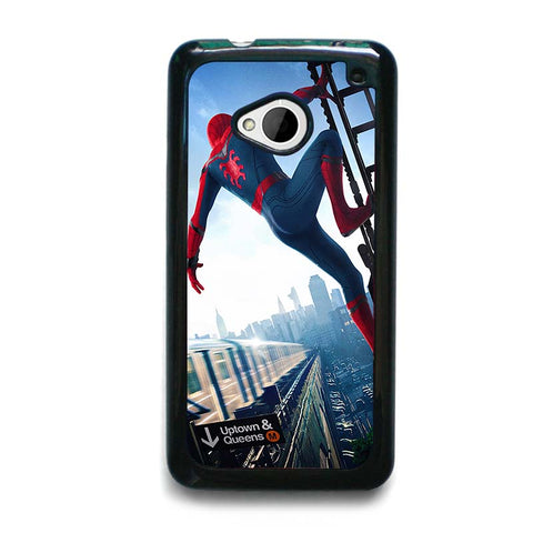 SPIDERMAN-HOMECOMING-HTC-One-M7-Case-Cover