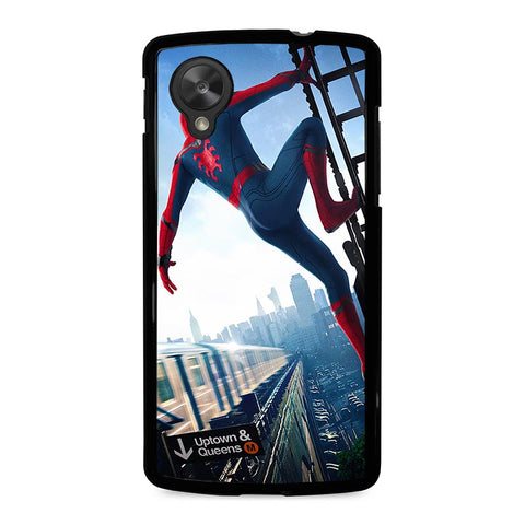 SPIDERMAN-HOMECOMING-nexus-5-case-cover