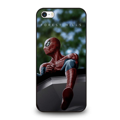 SPIDERMAN-J.-COLE-FOREST-HILLS-iphone-se-case-cover