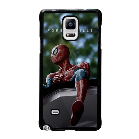 SPIDERMAN-J.-COLE-FOREST-HILLS-samsung-galaxy-note-4-case-cover