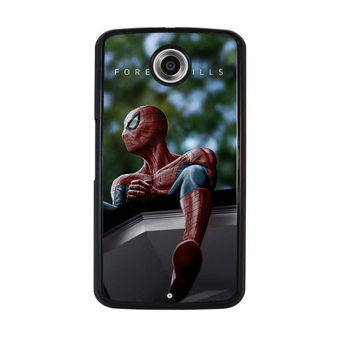 SPIDERMAN-J.-COLE-FOREST-HILLS-nexus-6-case-cover