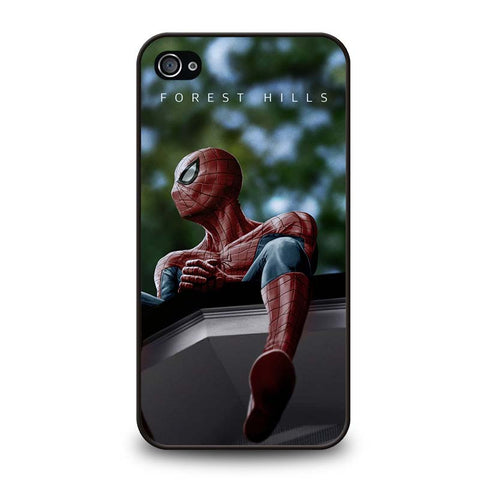 SPIDERMAN-J.-COLE-FOREST-HILLS-iphone-4-4s-case-cover