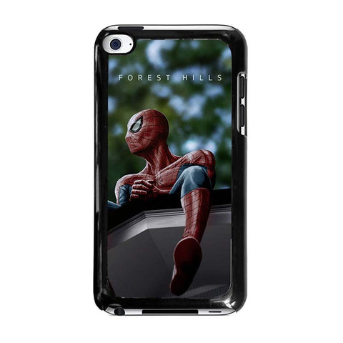 SPIDERMAN-J.-COLE-FOREST-HILLS-ipod-touch-4-case-cover
