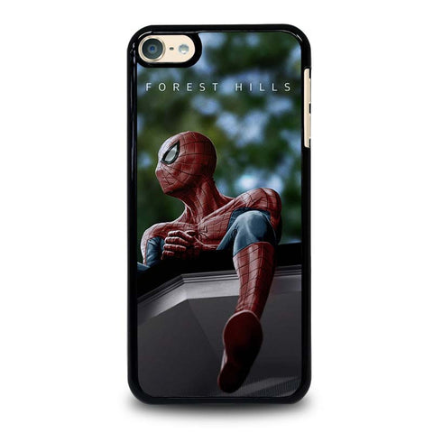 SPIDERMAN-J.-COLE-FOREST-HILLS-ipod-touch-6-case-cover