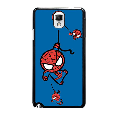 SPIDERMAN-KAWAII-Marvel-Avengers-samsung-galaxy-note-3-case-cover