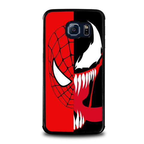 SPIDERMAN-VS-VENOM-samsung-galaxy-s6-edge-case-cover