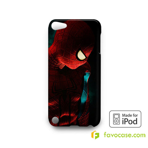SPIDERMAN 3 The Amazing Marvel iPod Touch 4, 5 Case Cover