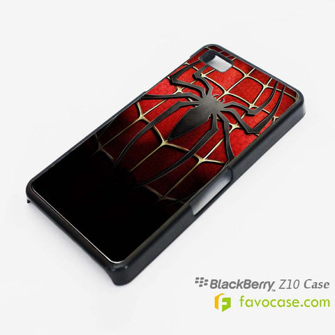 SPIDERMAN 4 The Amazing Marvel Blackberry Z10 Q10 Case Cover