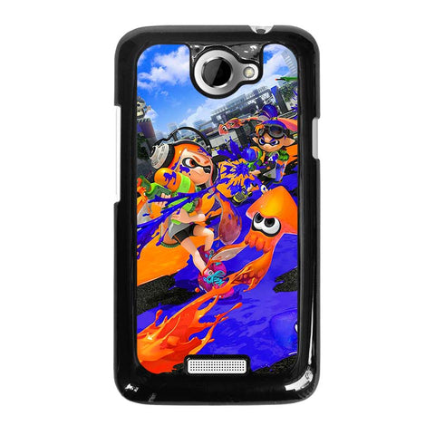 SPLATOON-HTC-One-X-Case-Cover