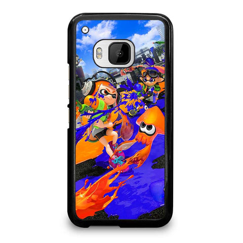 SPLATOON-HTC-One-M9-Case-Cover