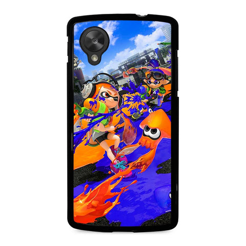SPLATOON-nexus-5-case-cover