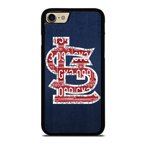 ST. LOUIS CARDINALS BASEBALL WOODEN LOGO-case-for-iphone-ipod-samsung-galaxy