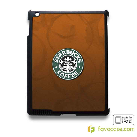 STARBUCKS Coffee Logo iPad 2 3 4 5 Air Mini Case Cover