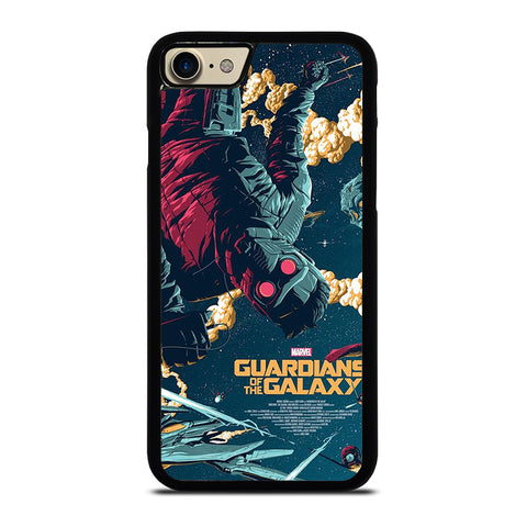 STAR LORD GUARDIAN OF THE GALAXY Case for iPhone, iPod and Samsung Galaxy - best custom phone case