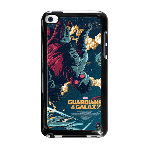 STAR LORD GUARDIAN OF THE GALAXYipod-touch-4-case-cover