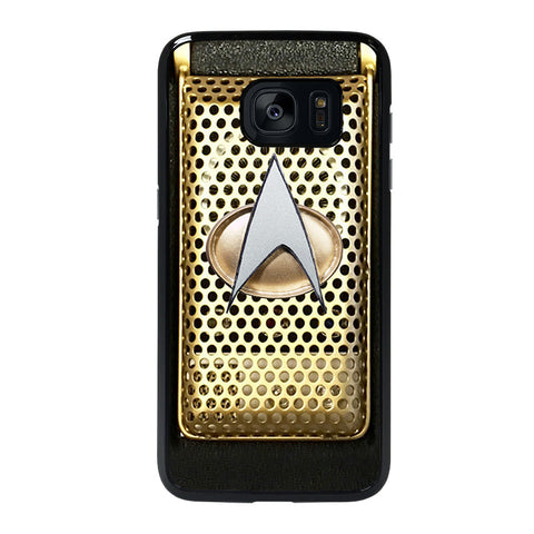 STAR TREK COMMUNICATOR-samsung-galaxy-S7-edge-case-cover
