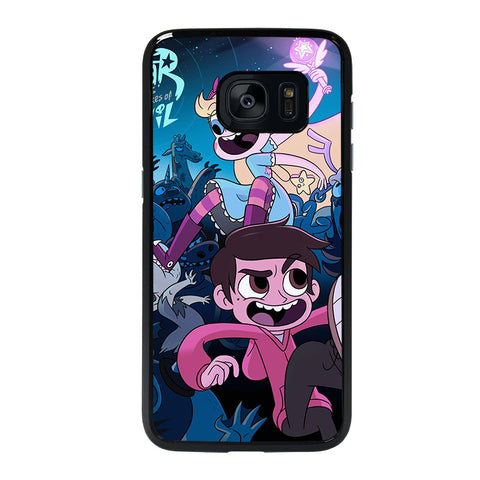 STAR VS THE FORCE OF EVIL-samsung-galaxy-S7-edge-case-cover