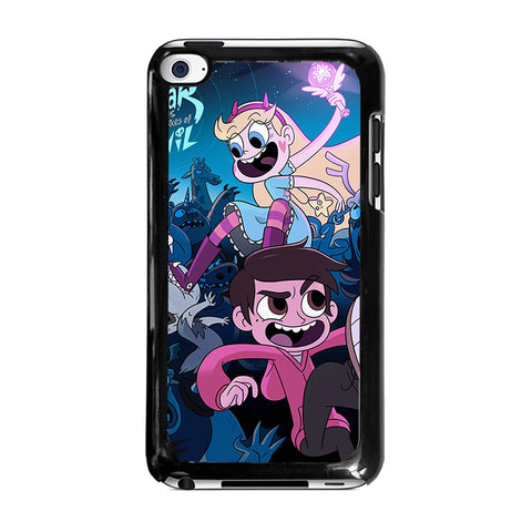 STAR VS THE FORCE OF EVIL-ipod-touch-4-case-cover