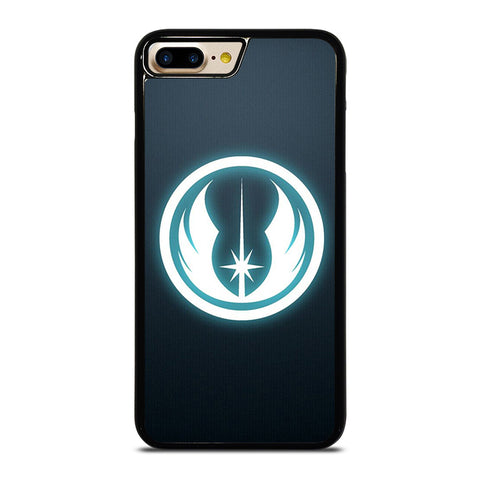 STAR WARS JEDI LOGO iPhone 4/4S 5/5S/SE 5C 6/6S 7 8 Plus X Case - Best Custom Phone Cover Design