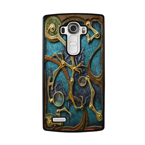 STEAMPUNK-BOOK-lg-G4-case-cover