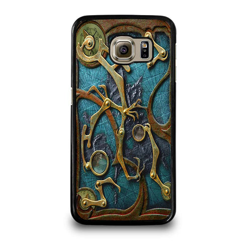 STEAMPUNK-BOOK-samsung-galaxy-S6-case-cover