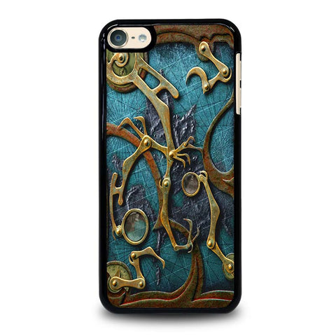 STEAMPUNK-BOOK-ipod-touch-6-case-cover