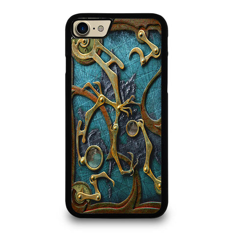 STEAMPUNK-BOOK-iphone-7-plus-case-cover