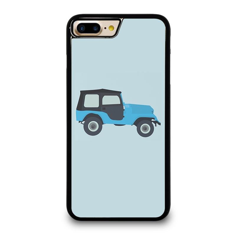 Top STILES STILINSKI JEEP TEEN WOLF iPhone 7 Plus case - Best Custom  MN13
